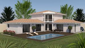 Cuisine Architecture Construction And Chalets On Sexy Maison En Bois Gironde Prix