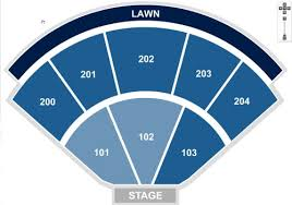 Organized Shoreline Amphitheatre Seating Chart Seat Numbers