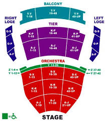 Tpac Andrew Jackson Seating Chart Mania Ritter Mania1661 On Pinterest