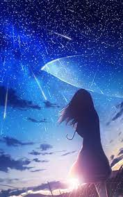 Galaxy Wallpaper Galaxy Cool Anime Girl ...