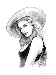 50 Beautiful Fashion Illustrations Art And Design