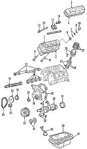 parts com® pontiac engine cylinder head valves push rods sfi 2006 pontiac grand prix gt v6 3 8 liter gas cylinder head valves
