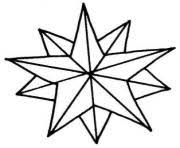 Small Picture CHRISTMAS STAR COLORING Pages Free Download Printable