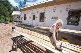local custom home builders have been using beetle kill wood in home projects in southwest colorado for about three years although it can save ers as