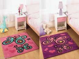 Bedroom: Kids Bedroom Rugs Lovely Childrens Kids Rug Pink Summertime  Butterfly Bedroom Rugs High Quality