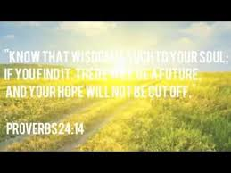 Bible Quotes About Hope Gorgeous Bible Verses About Hope YouTube