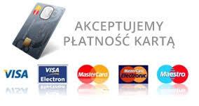 Znalezione obrazy dla zapytania znaczek płatności kartą