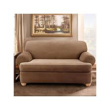 striped sofas living room furniture. Sure Fit Striped T-Cushion Sofa Slipcover, Brown Sofas Living Room Furniture G