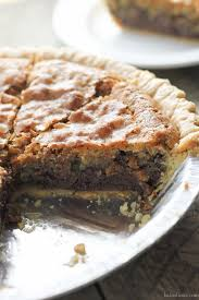 chocolate chip pie.  Chip Chocolate Chip Cookie Pie And I