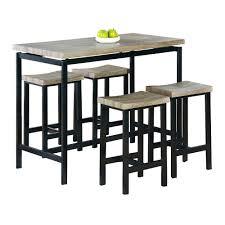 5 Piece Bar Table Set Laurel Foundry Modern Farmhouse Bourges 5 Piece Pub Table Set