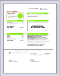phone bill example tour the centurylink bill centurylink