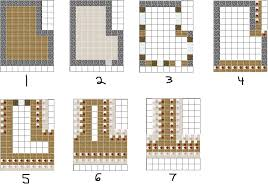Small Picture Villager House Blueprint Minecraft Building Inc