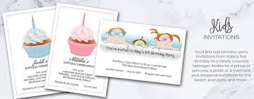 invitation for a party children s invitations children s birthday party invitations
