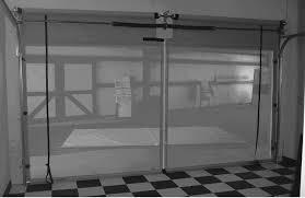 retractable garage door screensSecureScreen