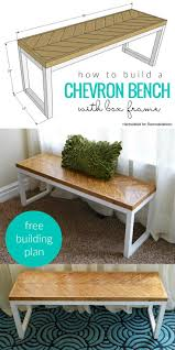 Wood Garden Bench With Storage  Home Outdoor DecorationPlans For Building A Bench