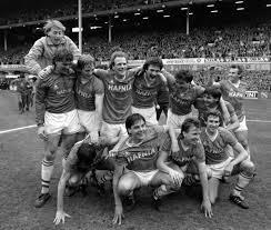 Everton, una stagione da ricordare