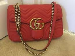 gucci bags on ebay. authentic-gucci-gg-marmont-matelasse-shoulder-bag-medium- gucci bags on ebay