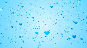 blue heart background. Plain Blue Hundreds Of Light Blue Hearts Various Shades And Sizes Slowly Rise Up On  A Background Motion Background  Videoblocks To Blue Heart