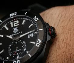 tag heuer formula 1 automatic chronograph watches for 2014 hands tag heuer formula 1 automatic chronograph watches for 2014 hands on hands on