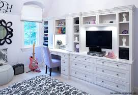 built in desk units wall units wall units with desk bedroom traditional with baskets office desks built in desk units