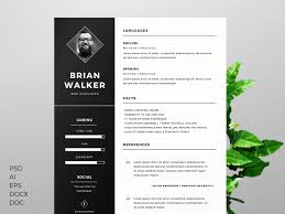 Graphic Design Resume Template Free Download Creative Resume Templates Free Download Beautiful Free Creative 69
