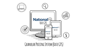 Rate Gps Granular Pricing System