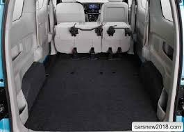 2018 nissan env200. unique nissan the maximum distance that a new minivan 20182019 nissan env200 is able to  overcome on single charge  inside 2018 nissan env200