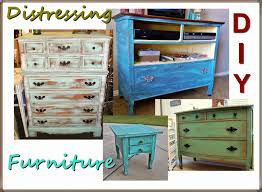 distressed antique furniture. Do It Yourself How To Make Furniture Look Antique Distressed