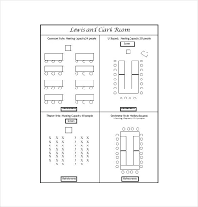 excel seating chart wedding template round table league powerpoint