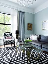 Blue Interior Design Model