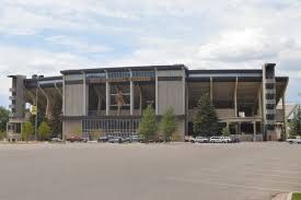 War Memorial Stadium Wyoming Seating Chart War Memorial Stadium Laramie Wyoming Wikipedia
