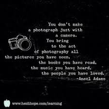 20 Quotes About Photography By Famous Photographer | Pinterest ...