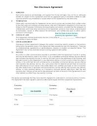 Employment Agreement Contract Gorgeous Employment Agreement Template Working Contract Standard Job Free