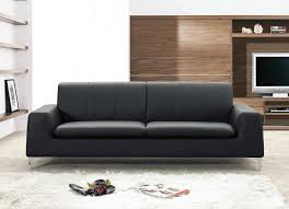 modern leather sofa. Modern Leather Sofa - 1 D