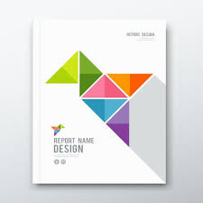cover pages annual report cover pages vector premium
