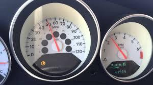 Dodge Caliber Dash Warning Lights 2009 Dodge Caliber Whining And Trany Oil Hot Light