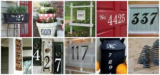 Image result for picture of house numbers