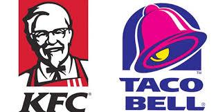 taco bell logo. Fine Taco KFC Taco Bell Logos For Logo
