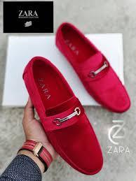 Red Designer Loafers Mens Mens Loafer Mensloafers Loafer Lounge Edition In 2019