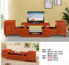 chinese bedroom furniture. Accusing Thailand Imported Oak Wood Cabinet TV Telescopic Chinese Bedroom Furniture Living Room 158 S