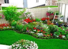 small corner landscaping ideas