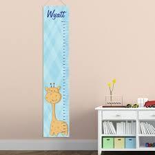 Happy Little Dwarf Growth Chart Height Chart Wall Decor Wall