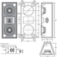 Sound Box Design Pdf Pin On Speaker Plans
