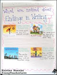 Chart Narrative Examples Writing Narrative Endings Young Teacher Love