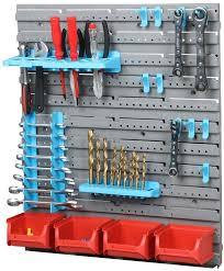 brand new wall mounted tool storage kit