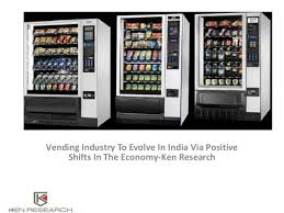 Automatic Vending Machine In India Mesmerizing India Vending Machine Market Size And SegmentationMarket Demand Tren