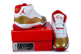 jordan shoes 11 white gold. nike air jordan 11 shoes men\\\u0027s official white gold red 1