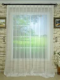 pinch pleat sheer curtains. QY7151SJC Laura Solid Plain Dyed Double Pinch Pleat Sheer Curtains - Custom Drapes Draperies Sheers Rods And Tracks L