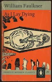 best as i lay dying ideas classic books books  as i lay dying 1963 ed cover illustration by andre francois