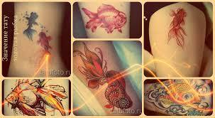значение тату золотая рыбка смысл история и фото готовых тату